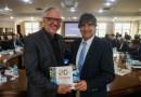 Portugueses desembarcam no Paraná para parcerias na área de gestão de resíduos