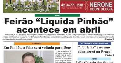 Capa e Editorial da Edição nº:885