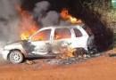 Turvo: Já está preso o homem que ateou fogo no carro que estava a ex-esposa e uma criança de quatro anos