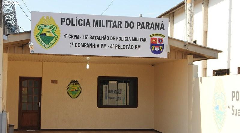 traficante de crack vindo de Guarapuava-Pr é preso.