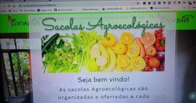 Pinhão: Cooafapi disponibiliza a compra  de produtos orgânicos por site