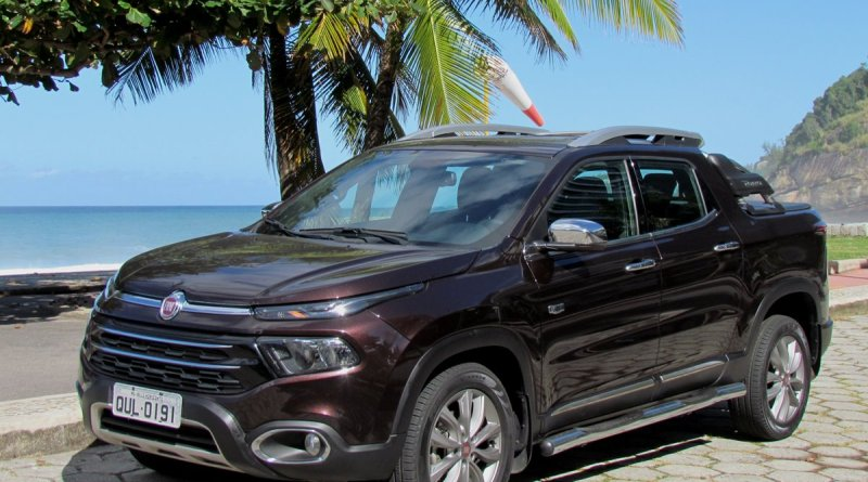 Teste de picape Fiat Toro Ranch 2.0 Diesel AT9 4x4