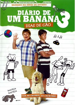 Semana da Criança - Diário De Um Banana 3: Dias De Cão