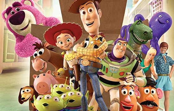 Semana da Criança - Toy Story 3