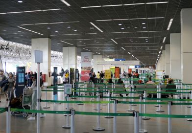 Coronavírus: aeroportos transmitem mensagem da Anvisa a partir de hoje
