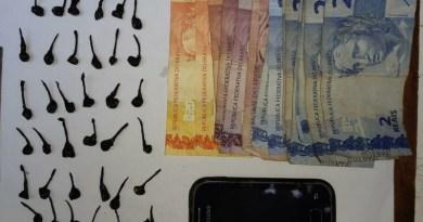 Dupla é detida pela BM em Campo Bom