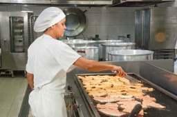 Ajudante de Cozinha na Tijuca, vaga urgente