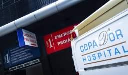 Vaga de Mensageiro em recepção de hospital, no Rio de Janeiro