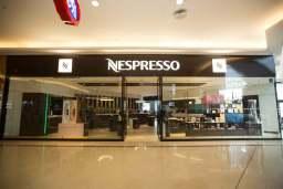 Auxiliar de Boutique da Nespresso no Rio de Janeiro