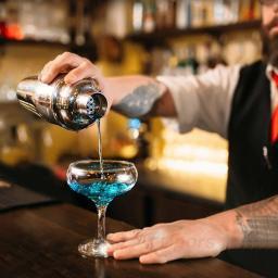 Vaga para Barman na Marina da Glória, no Rio de Janeiro