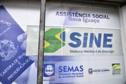 Unidades do SINE no Rio de Janeiro