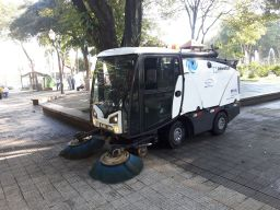 Operador de Varredeira no Rio de Janeiro