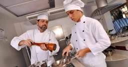 Auxiliar de Cozinha na Vila Valqueire