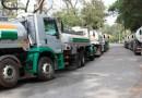 Tanqueiros bloqueiam saída de distribuidoras de combustíveis no Rio