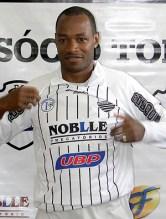 Fabão (37 anos): Foi campeão brasileiro pelo São Paulo em 2006, depois foi para o Japão, voltou ao Brasil e passou por Santos, Guarani e Comercial, além de ter jogado na China. Não reeditou mais o futebol que o sagrou campeão mundial. Atualmente está no Sobradinho, do Distrito Federal (Foto: Divulgação)