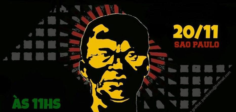 Dia da Consciência Negra, contra o Racismo!