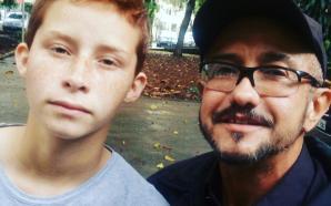 Leo Nardi, 16 anos, estudante, homem trans e uma história…