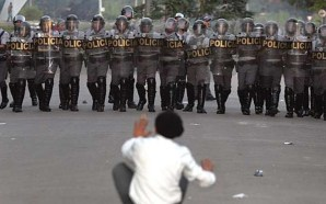 Circo de horrores na USP: brutalidade, feridas, sangue e lágrimas…