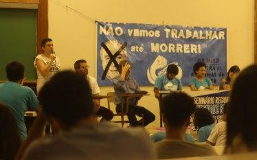 Permanência na universidade e privatização das federais: seminário discute a…