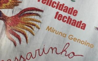 CARTAS AO CÁRCERE PATERNO: filha de José Genuino borda diário…