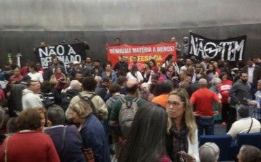 SP quer revogação da Reforma do Ensino Médio e rejeição…