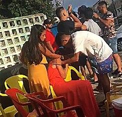 O comportamento violento do major André Dias em Alagoas