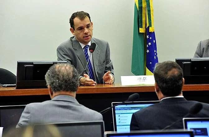 Francisco Paiva prestou informações aos deputados sobre a investigação | Luis Macedo / Agência Câmara
