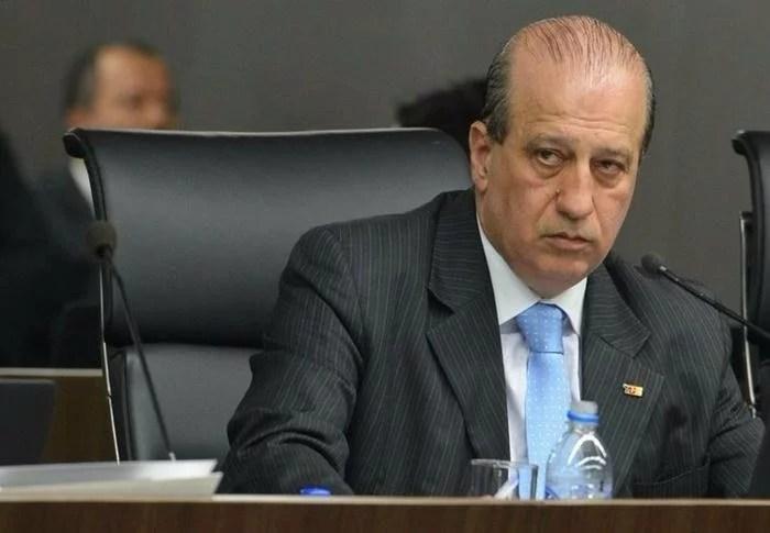 Augusto Nardes: ele é o relator das contas de Dilma no TCU / Valter Campanato / Ag Brasil