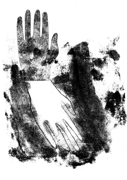 """Paul Hardman, ilustração de """"Vómito"""" de Nunes da Rocha."""