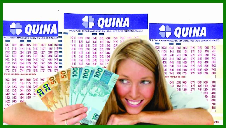 Resultado da Quina/ imagem : Ueslei Mendes de Souza