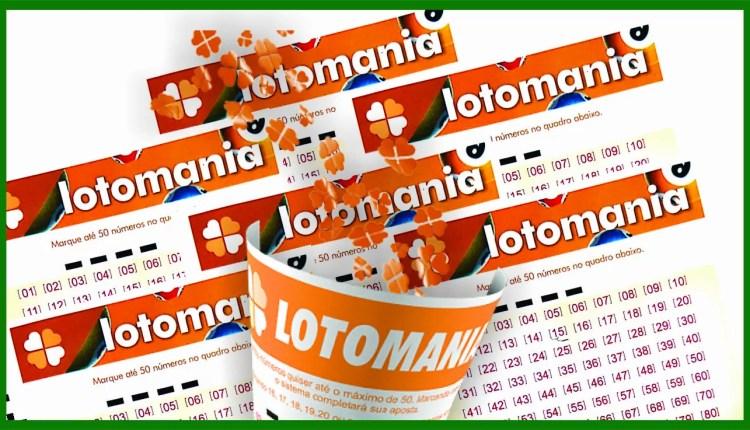 Resultado da Lotomania / Imagem : Ueslei Mendes de Souza