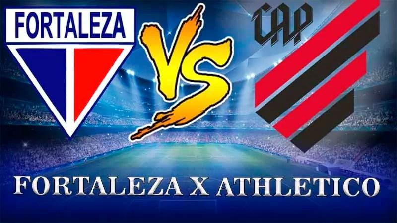 Saiba como onde assistir Fortaleza x Athletico ao vivo nesta Quinta-feira (16/05)/ credito de imagem: Robson Lemes