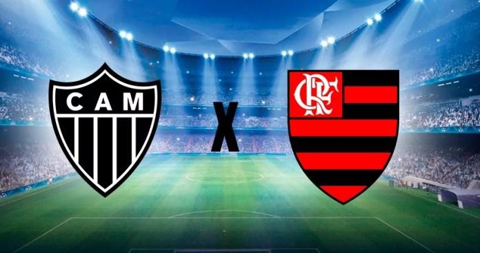 Atlético-MG x Flamengo ao vivo