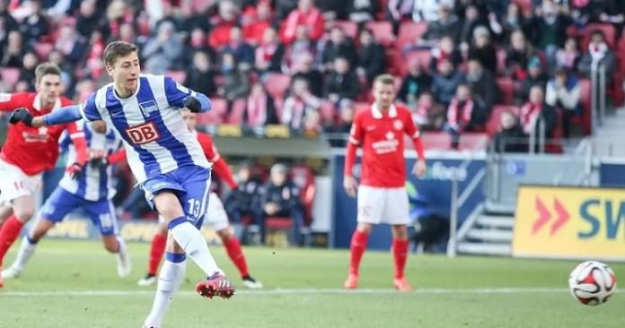 Assistir futebol ao vivo: Hertha Berlin e Unión Berlin fazem grande confronto no Alemão, confira. Créditos: Reprodução Twitter