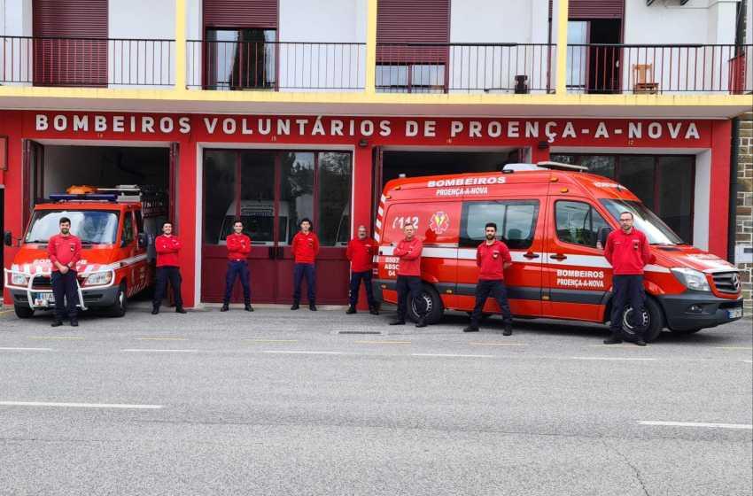 Proença-a-Nova: Bombeiros Voluntários estão a recrutar