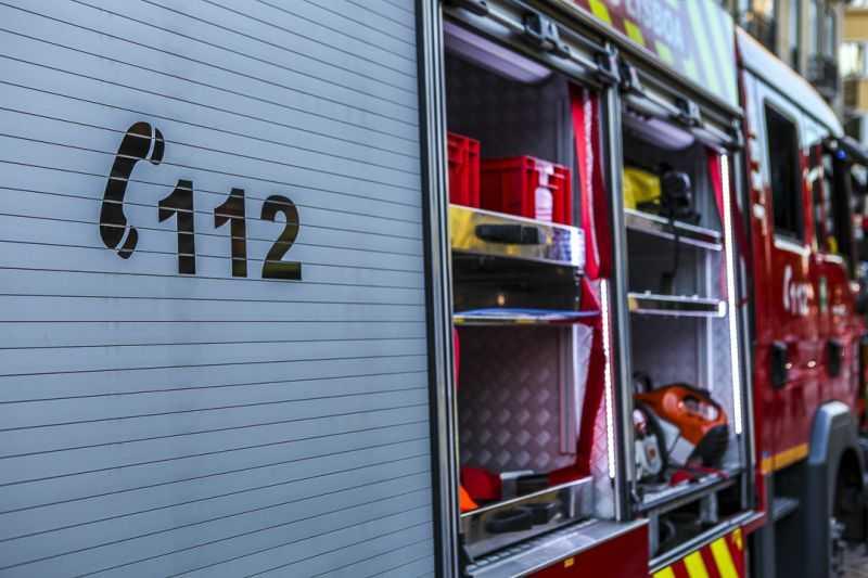 Proença-a-Nova: Incêndio em habitação provocou um ferido grave