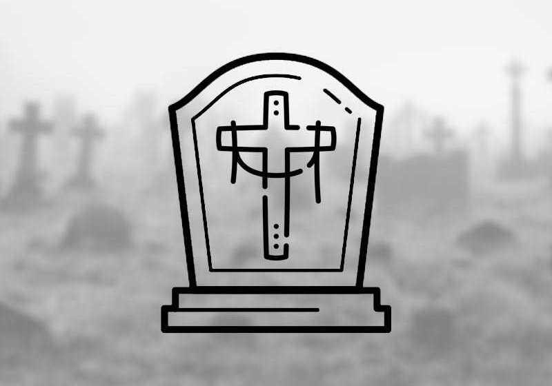 Faleceu Maria do Carmo