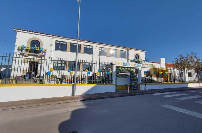 Oleiros: Escola Básica reabre após requalificação