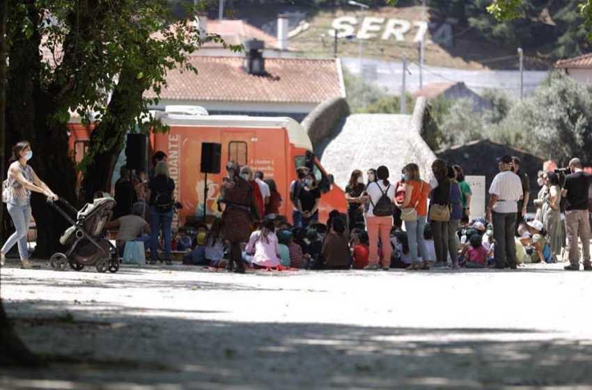 """Sertã: Maratona de Leitura """"com bastante afluência de público"""""""