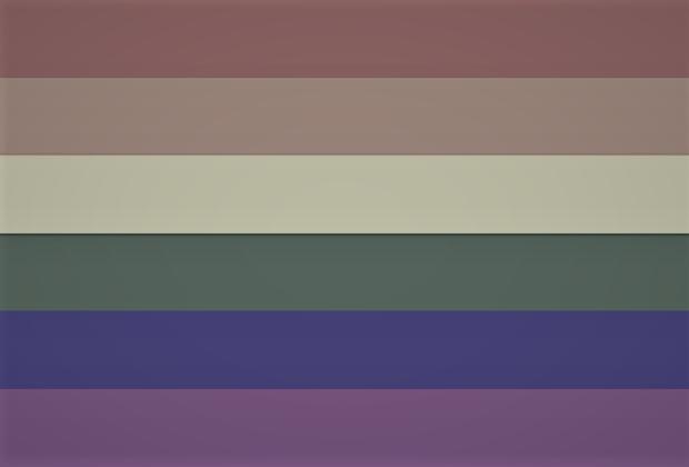 A negra cor do arco-íris