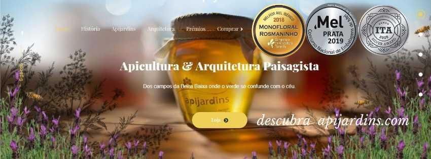 Castelo Branco: Mel de Rosmaninho Apijardins® premiado com Medalha de Ouro em Londres