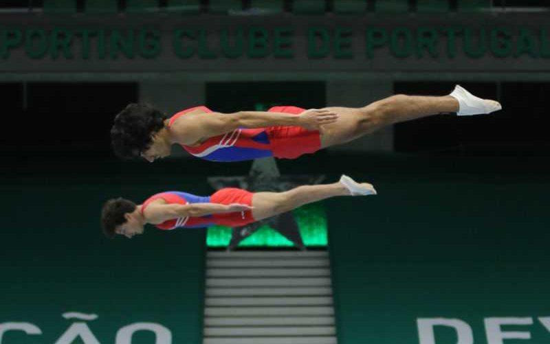 Vila de Rei: Simão Brito apurado para o Campeonato do Mundo de Trampolim