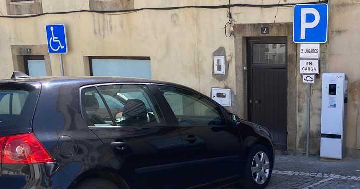 Sertã: Cernache do Bonjardim já tem ponto de carregamento de veículos elétricos