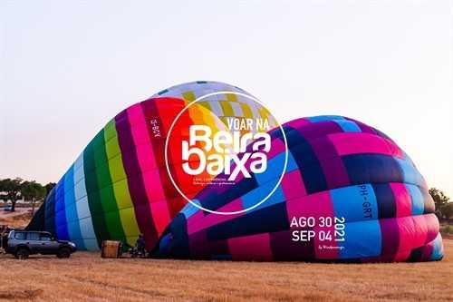 Oleiros: 'Voar na Beira Baixa' chega no dia 30 de agosto