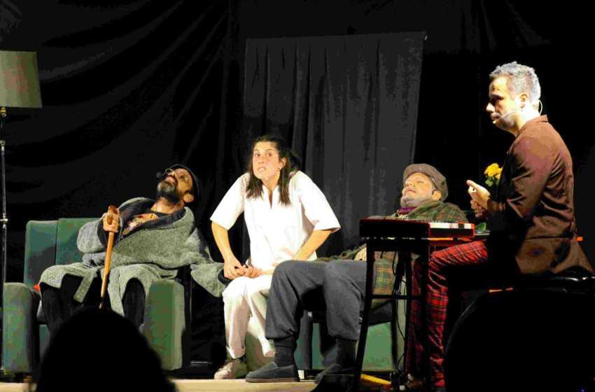 Oleiros: Jardim ComVida recebeu peça de teatro