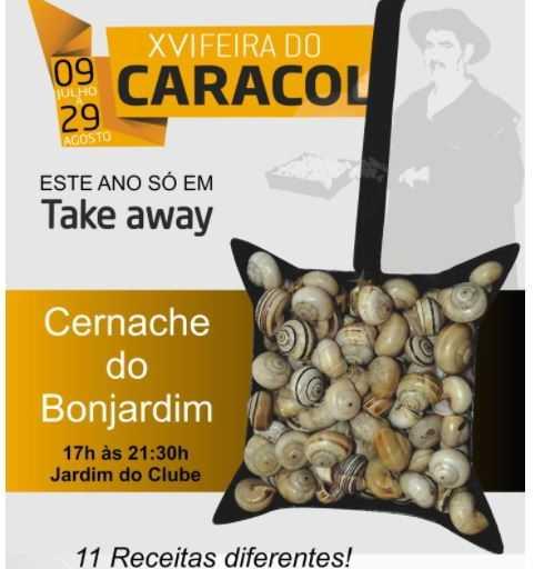 Cernache do Bonjardim: Feira do caracol