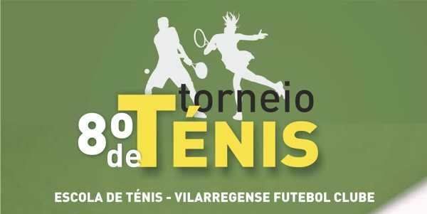 Vila de Rei: Vilarregense vai organizar 8º Torneio de Ténis