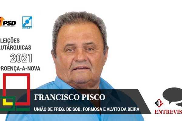 Autárquicas 2021 Francisco Pisco