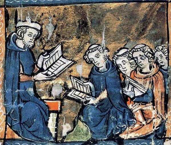 Inverdades sobre a Igreja Católica – 3 – A Educação na Idade Média