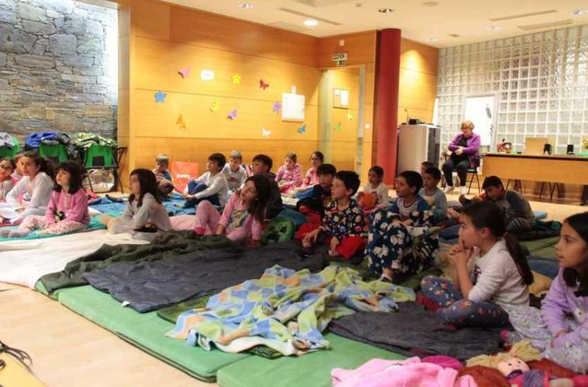 Oleiros: Biblioteca recebe celebrações do Dia Nacional do Pijama